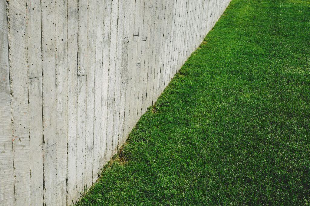 Avoir une belle clôture en bois